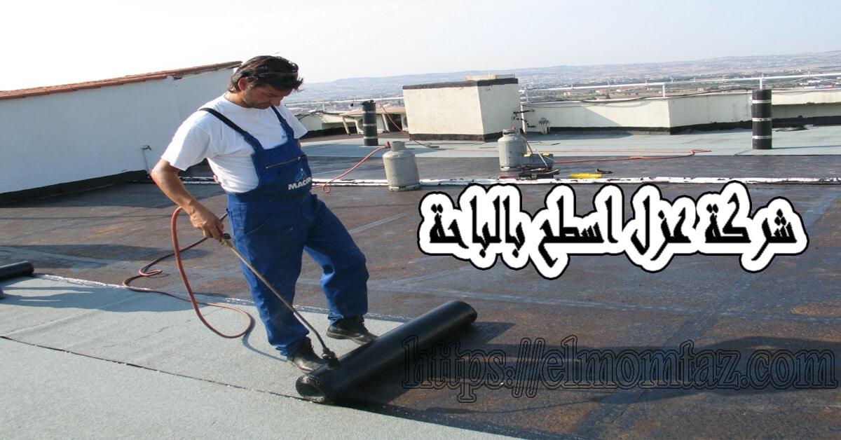 شركة عزل اسطح بالباحة